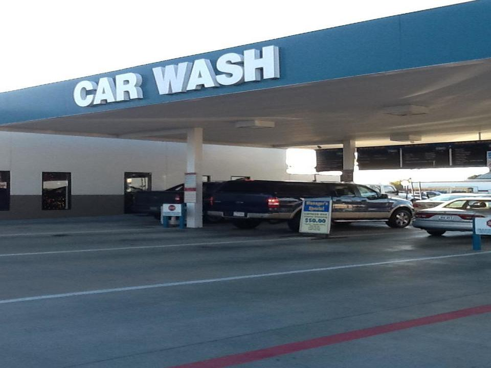 Car Wash Rowlett