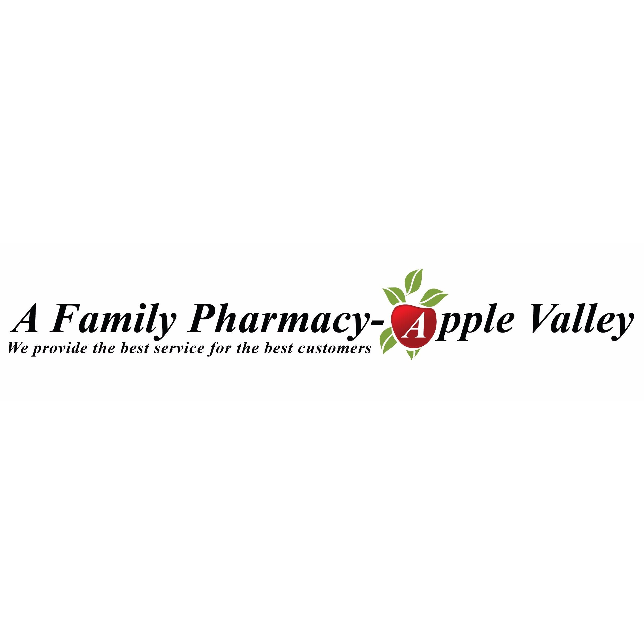 Pharmacy in CA Apple Valley 92307 A Family Pharmacy Apple Valley 15863 Kasota Rd  (760)242-5452