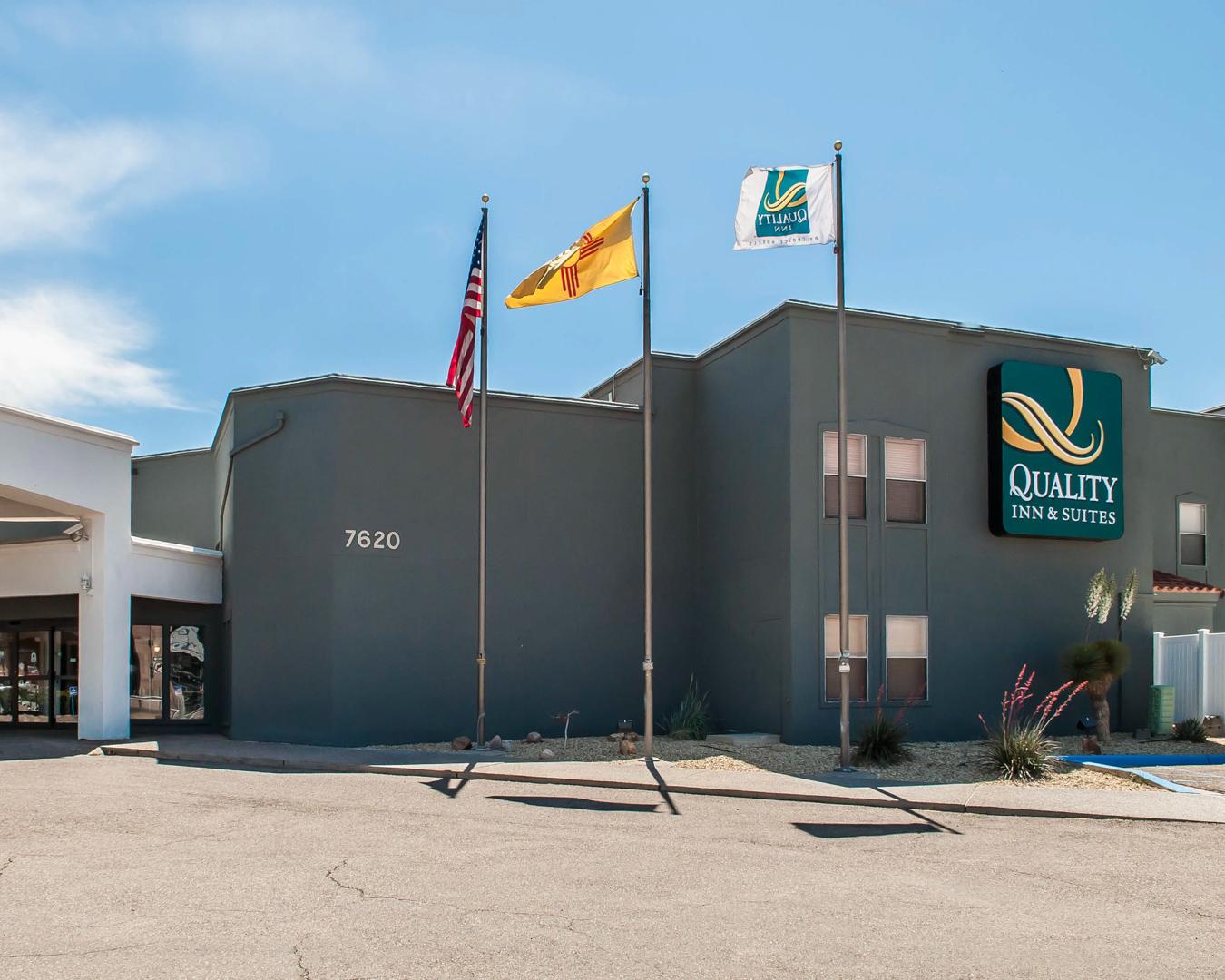 Albuquerque Nm Motels Hotels