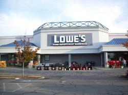 Lowe's Home Improvement - ad image