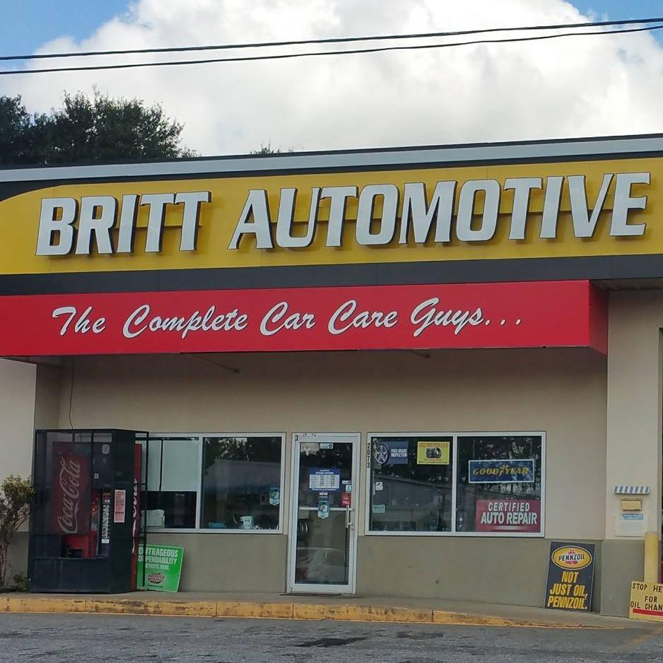 Britt Automotive Inc - Spartanburg, SC 29306 - (864)542-9995 | ShowMeLocal.com
