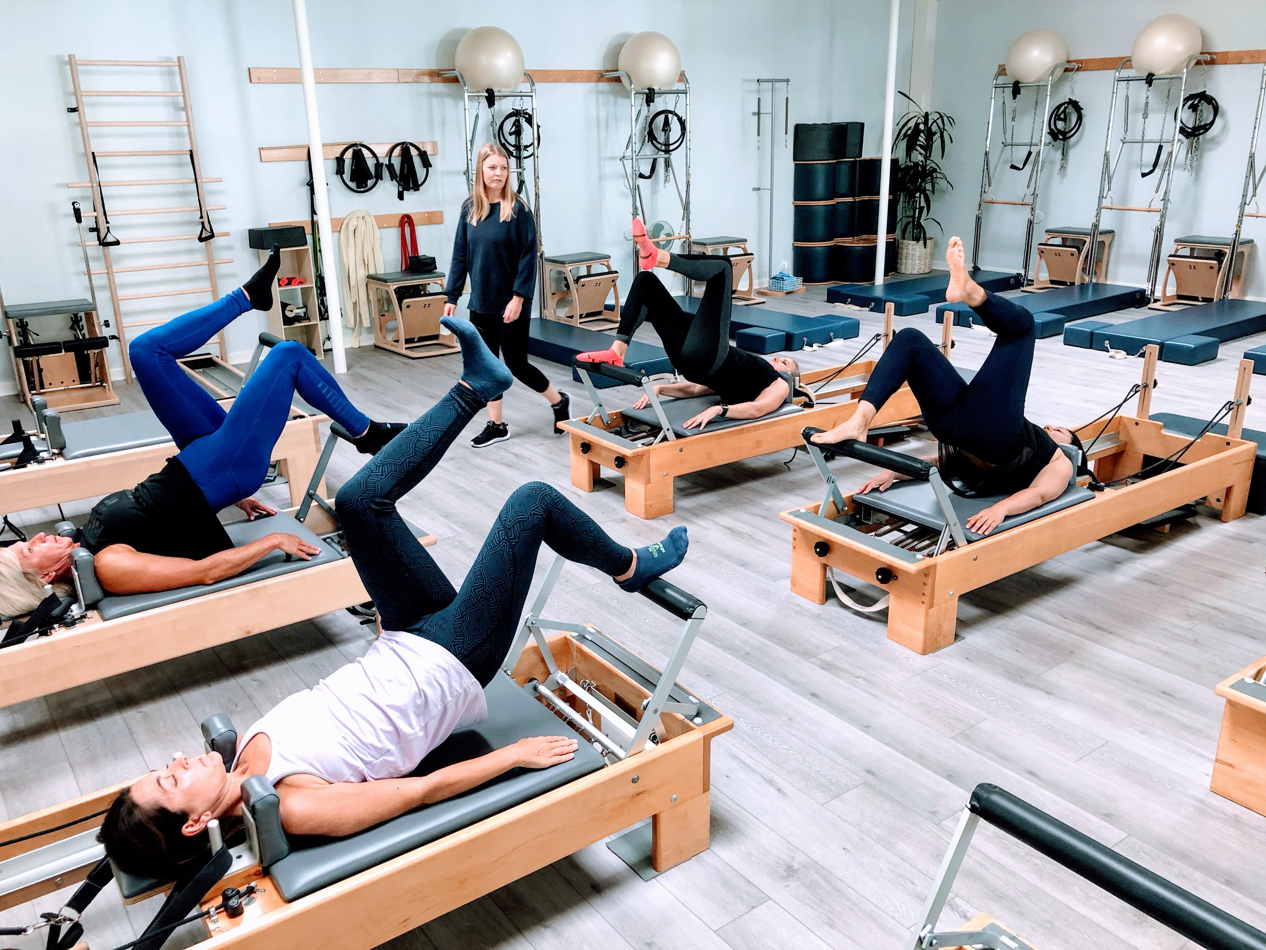 Pilates Studio at Body Kinetics Mill Valley