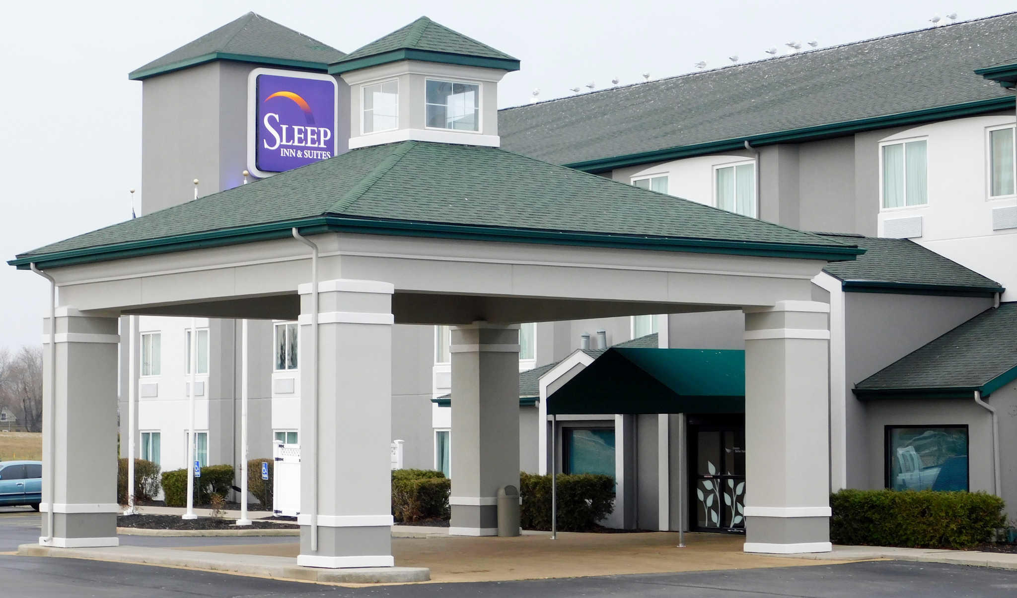 Sleep Inn  U0026 Suites  Oregon Ohio  Oh