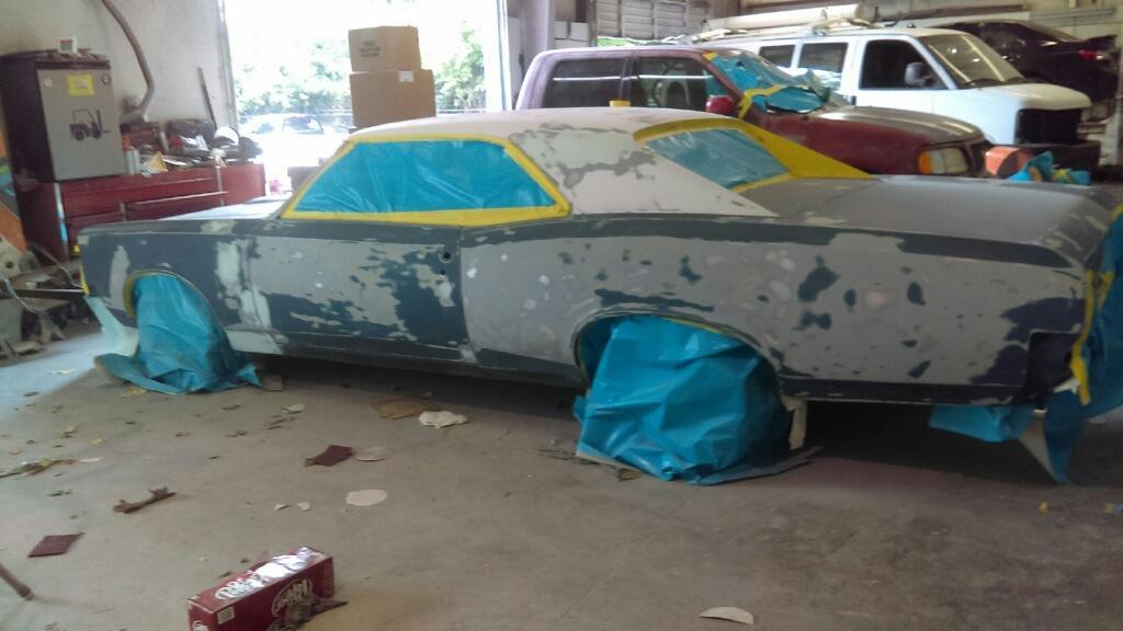 Maaco Auto Paint Nashville Tn