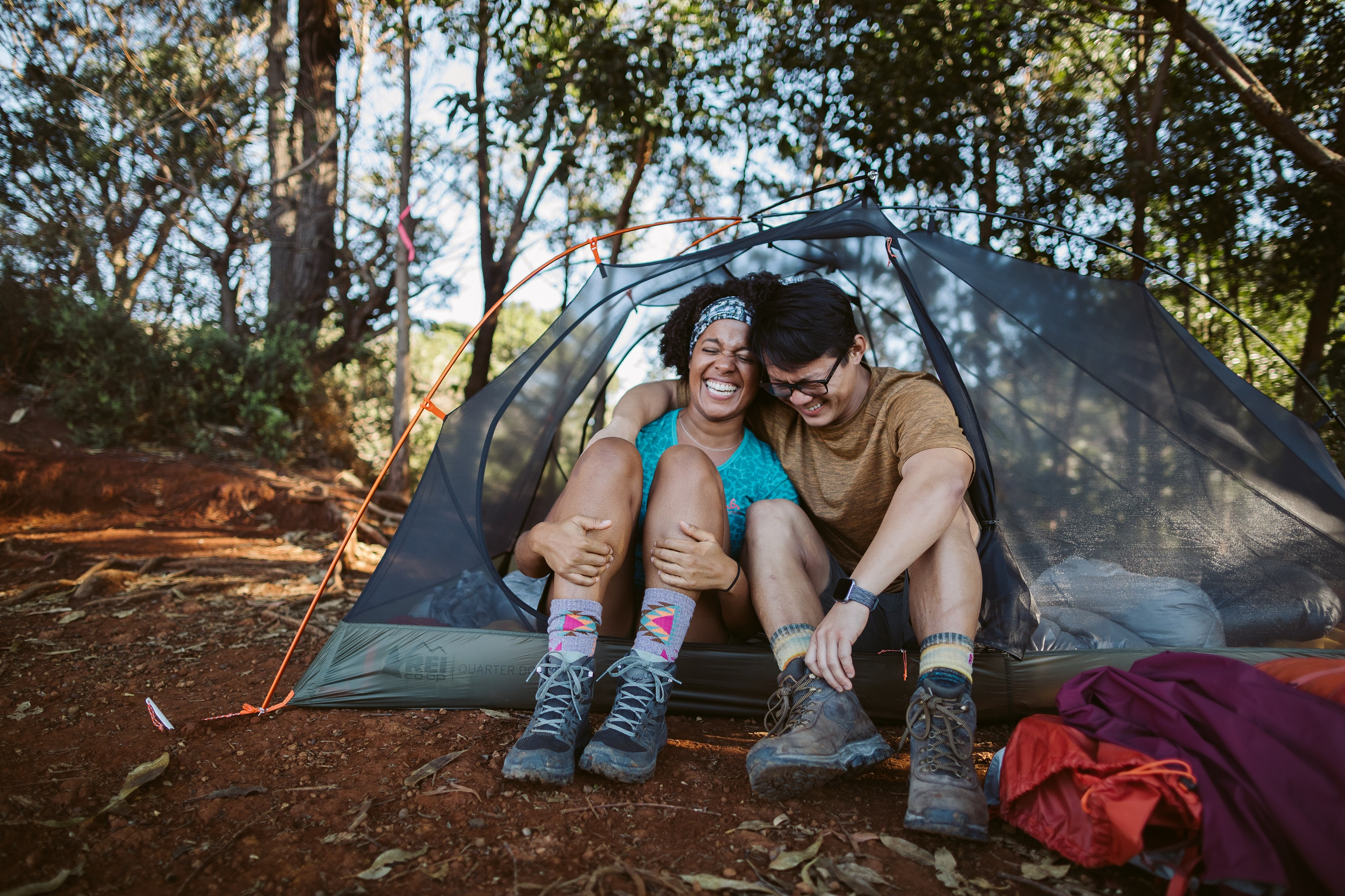 Essential Backpacking Skills Class