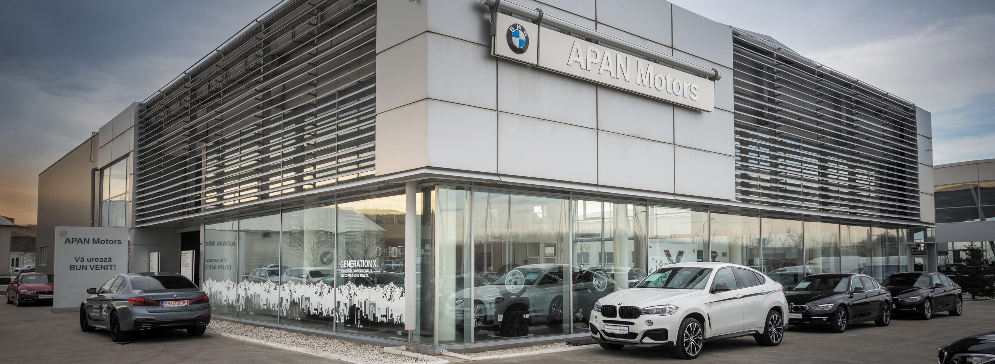 BMW APAN Motors S.R.L.