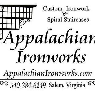 Appalachian Ironworks of Virginia - Salem, VA 24153 - (540)384-6249 | ShowMeLocal.com