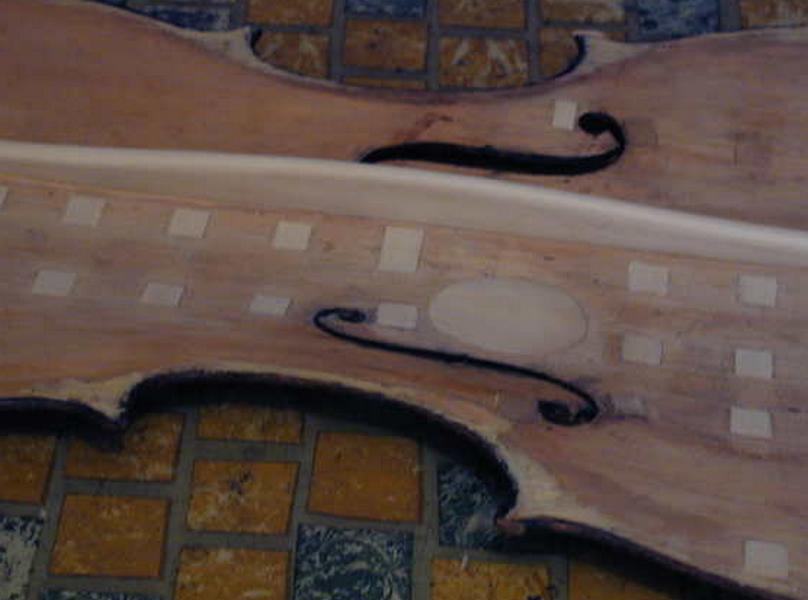 Houslař Daniel BERDYCH - prodej houslí