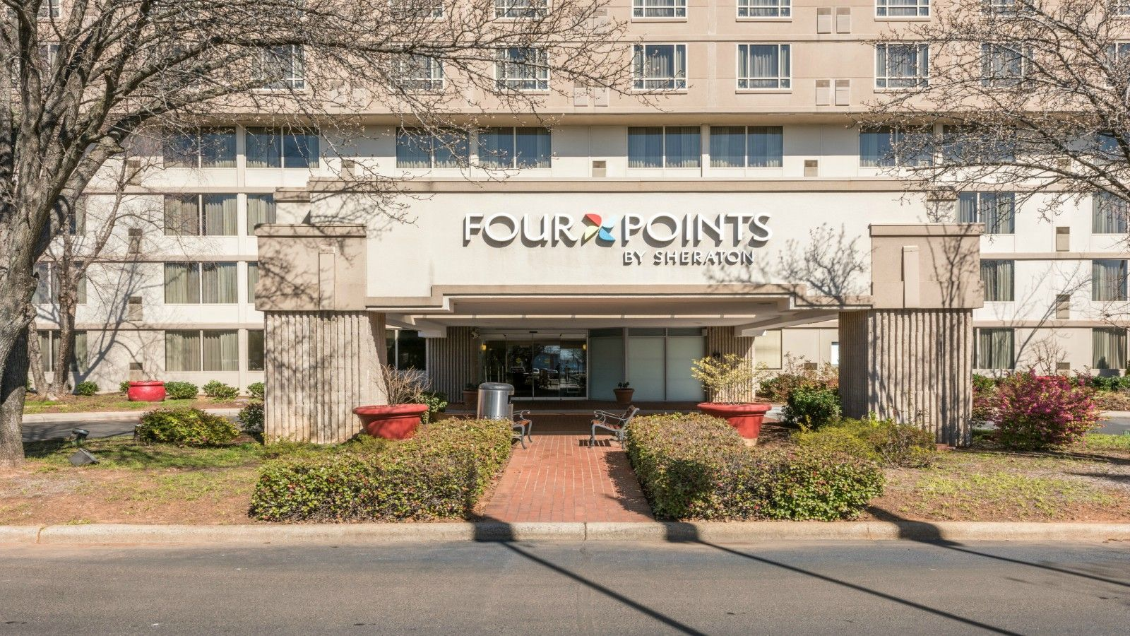 Four points by sheraton charlotte in charlotte nc 28217 for North american motor inn banquet hall