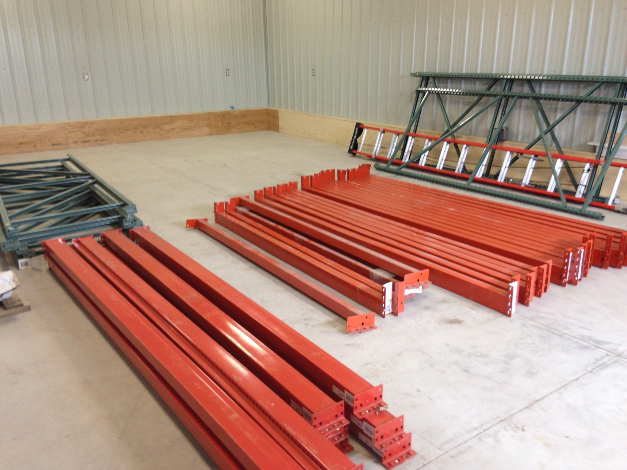 Northfield Builders Inc in Goose Bay: Scaffolding Equipment