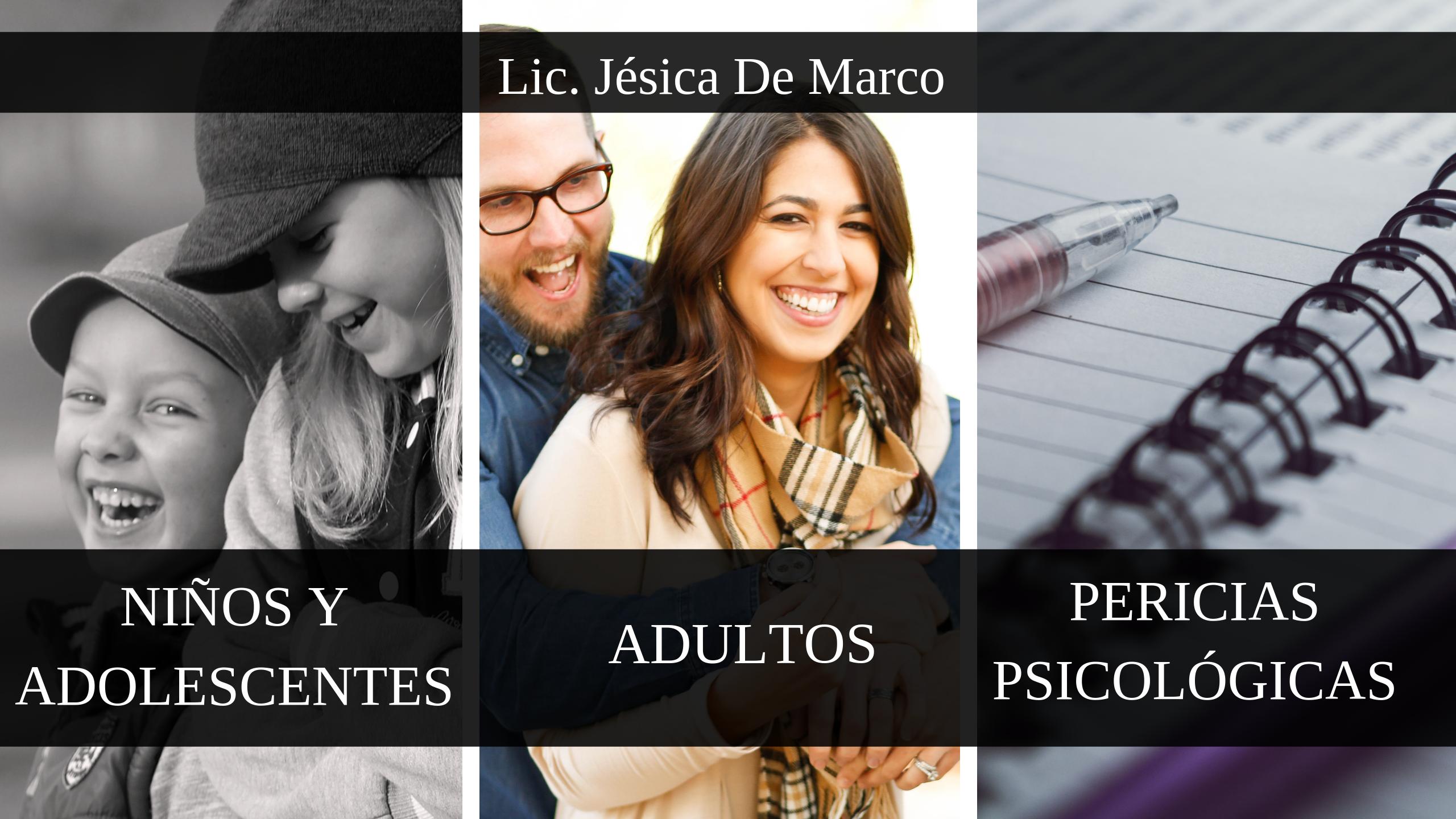 LIC JESICA DE MARCO