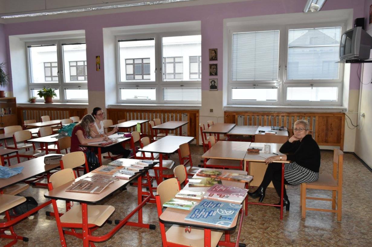 Gymnázium Moravský Krumlov, příspěvková organizace
