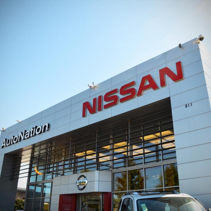 Autonation Nissan Thornton Road In Lithia Springs Ga