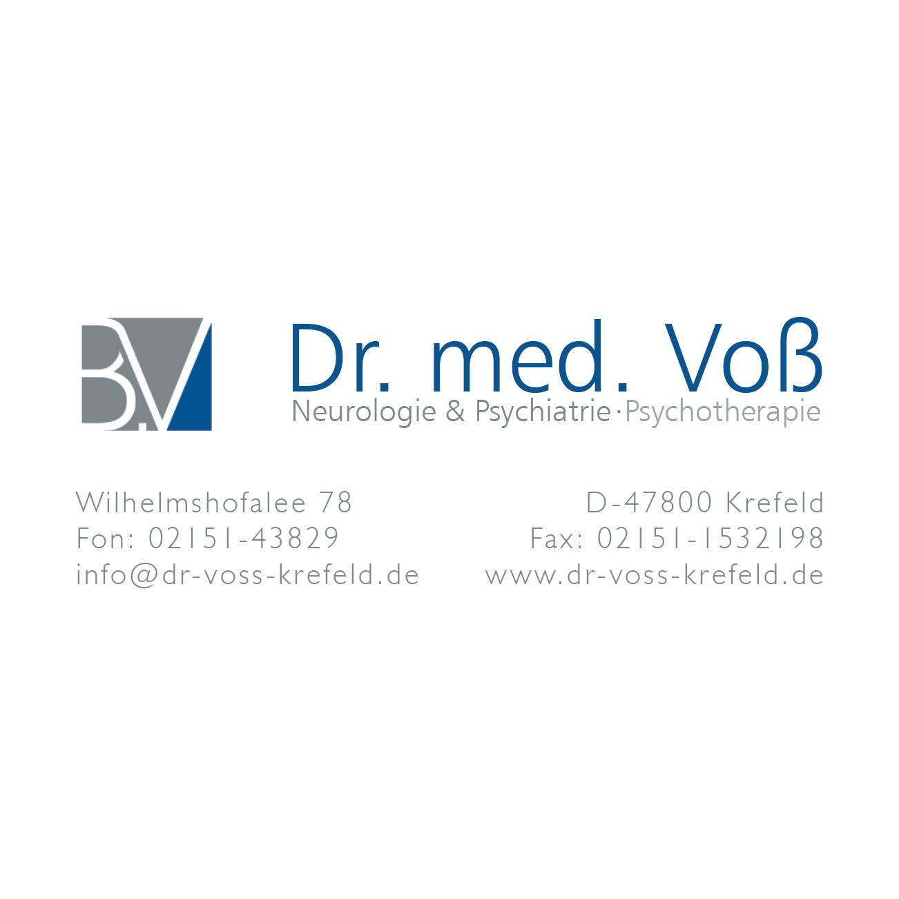 Bild zu Dr. med. Burkhard Voß in Krefeld