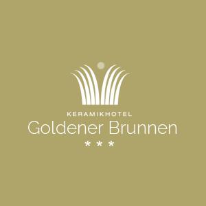 Keramik Hotel Goldener Brunnen in 4810 Gmunden Logo