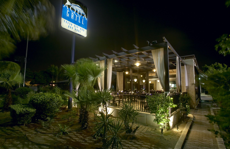Aqua Grill Aruba