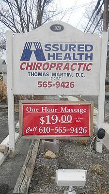 Assured Health Chiropractic and Wellness Center