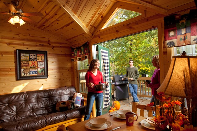 Williamsburg Busch Gardens Area Koa In Williamsburg Va Campgrounds Yellow Pages Directory Inc