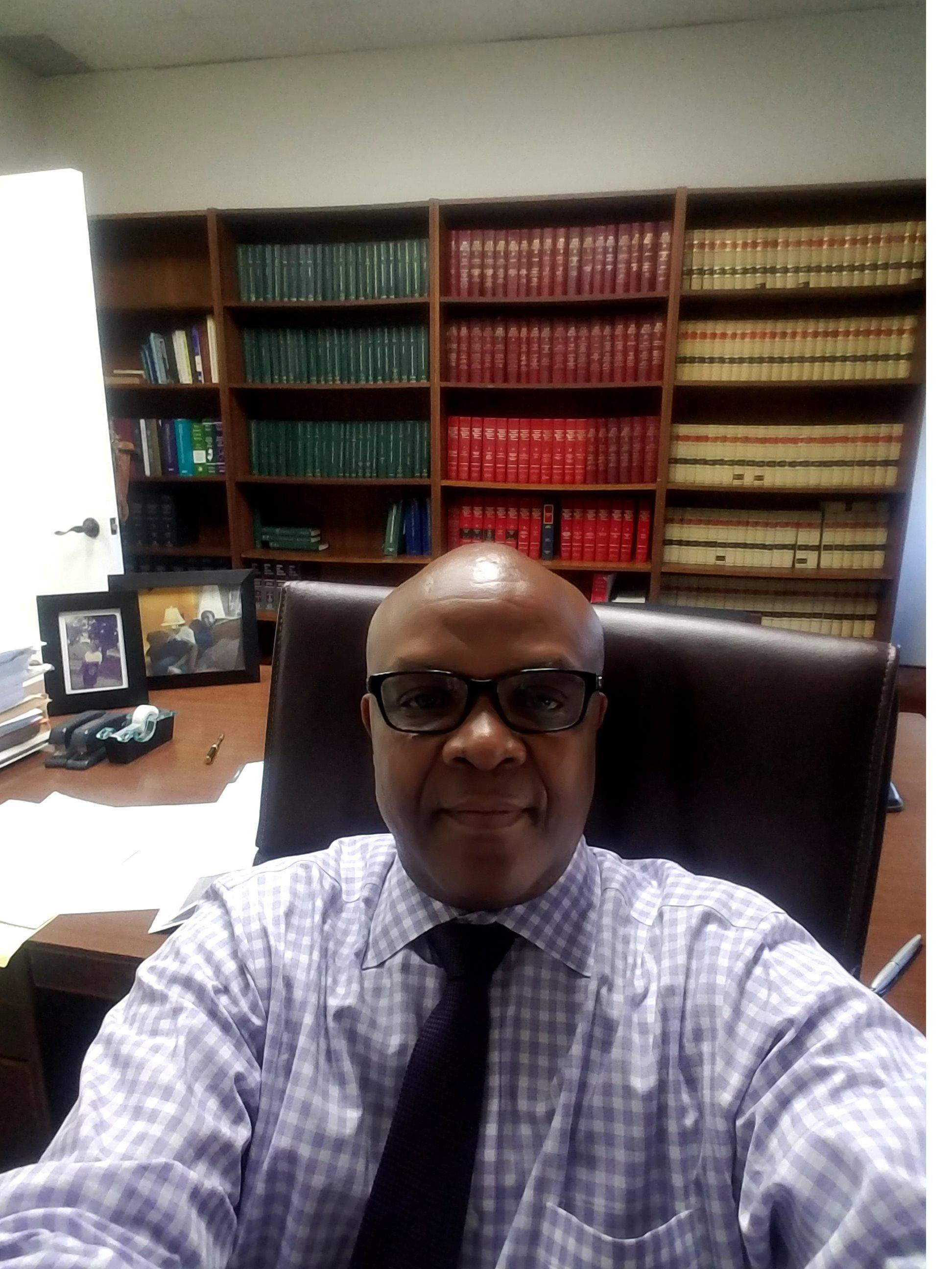 General Practice Attorney in NJ East Orange 07018 Law Office of Angus U Ejiofor, LLC. 60 Evergreen Place Suite 312 (862)233-2281