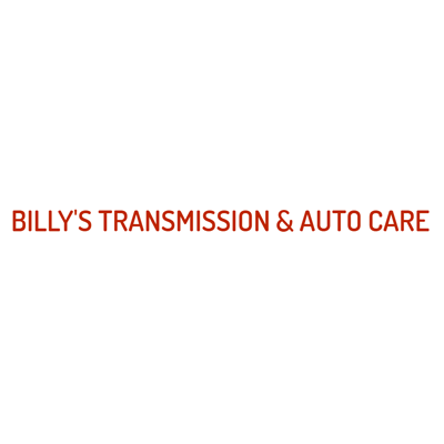 Billy's Transmission & Auto Care