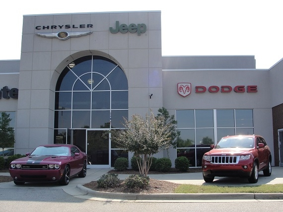 westgate chrysler jeep dodge ram in raleigh nc 27617