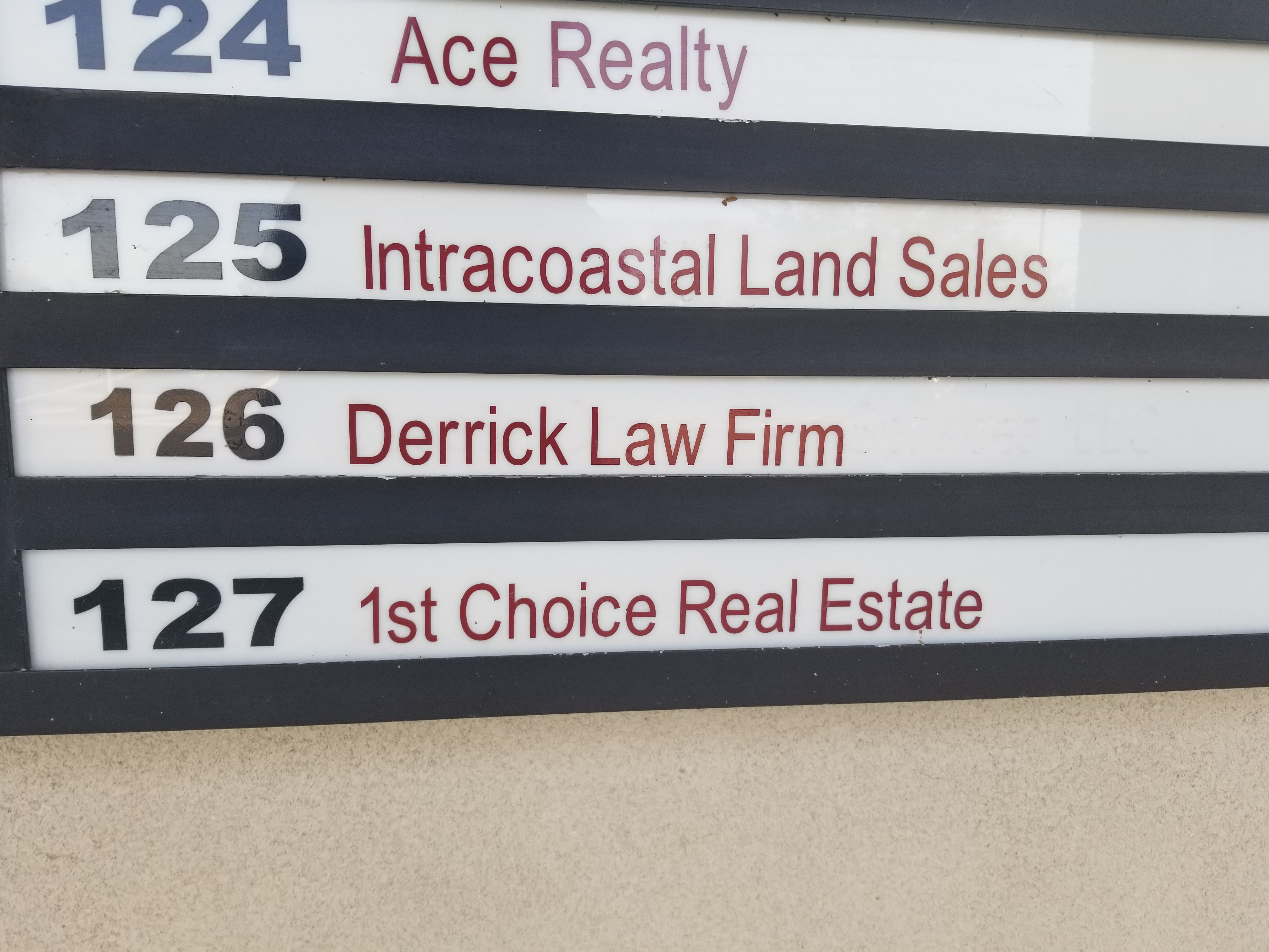 The Derrick Law Firm