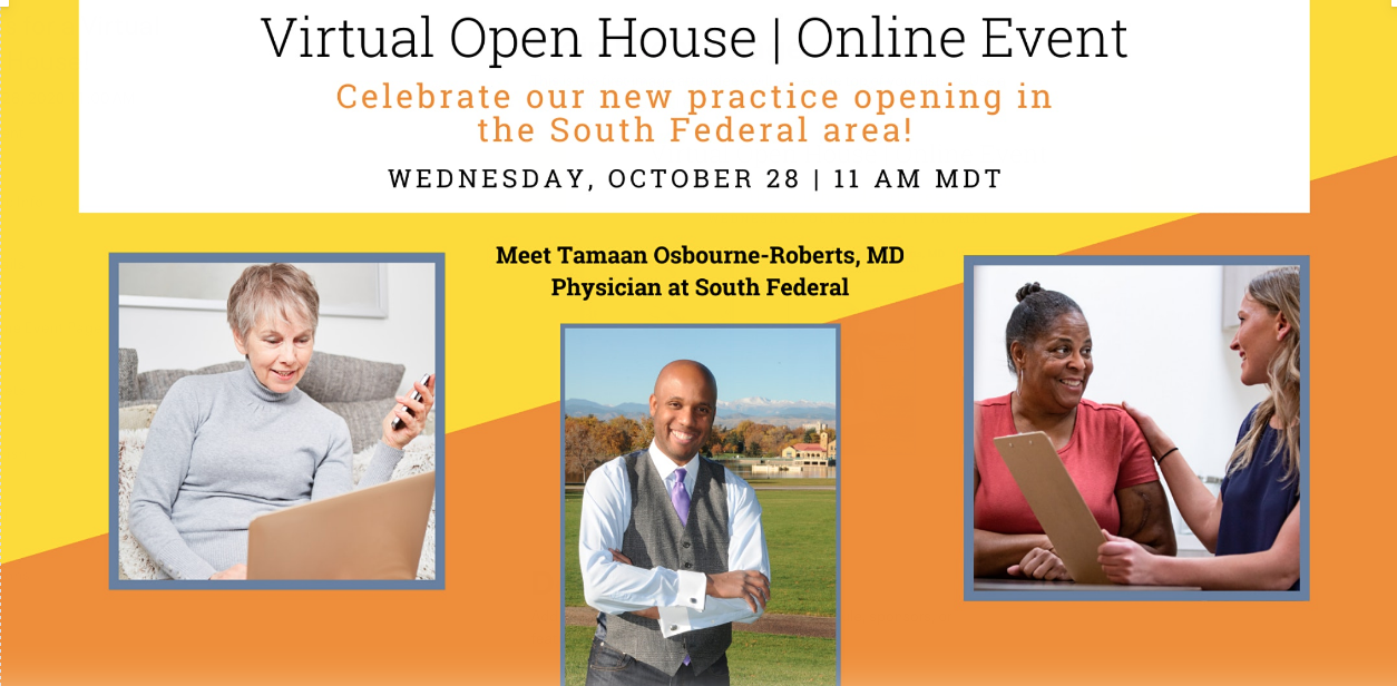 Virtual Open House of our Newest Practice!