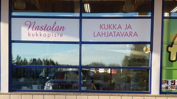 Nastolan Kukkapiste/Gunilla Repo Tmi