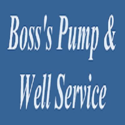 Boss's Pump & Well Service LLC