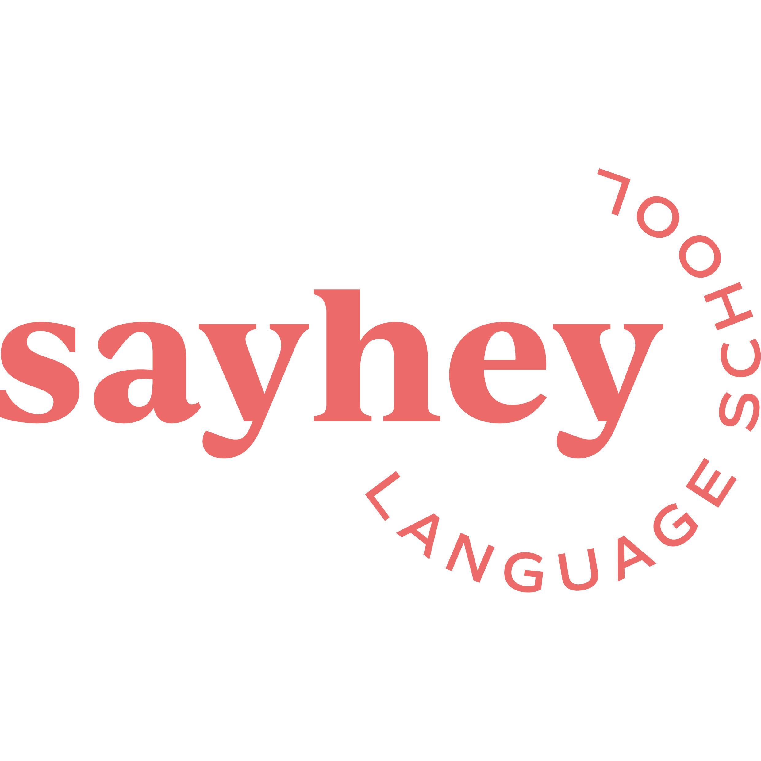 sayhey language school