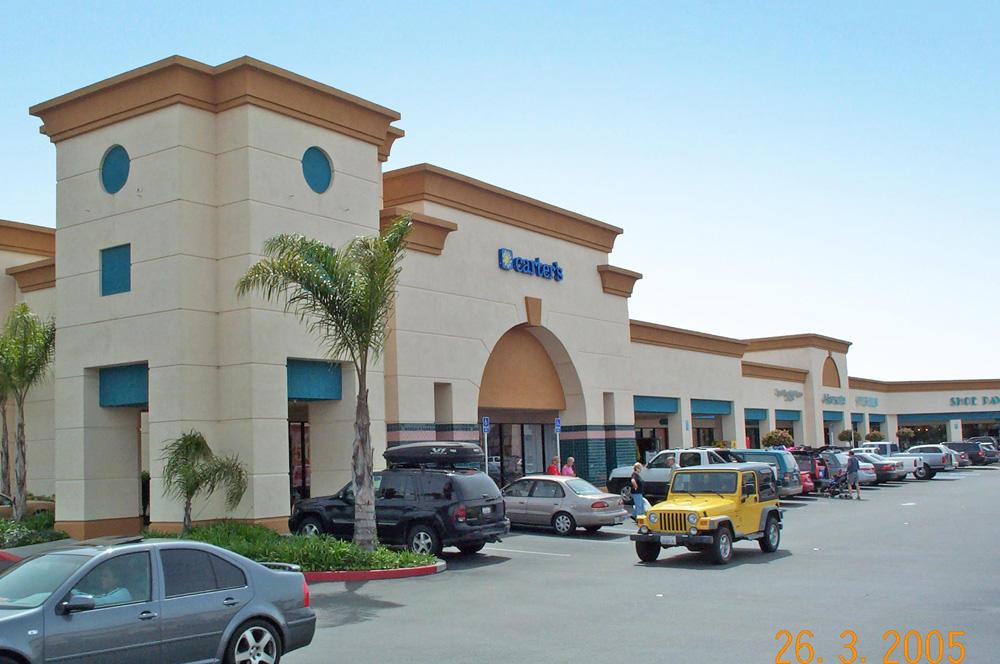 Outlet Mall Near Pismo Beach