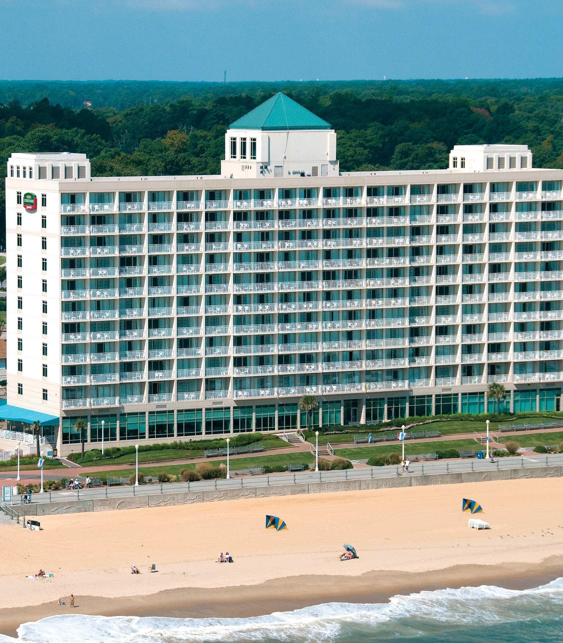 Courtyard Marriott Atlantic Ave Virginia Beach Va