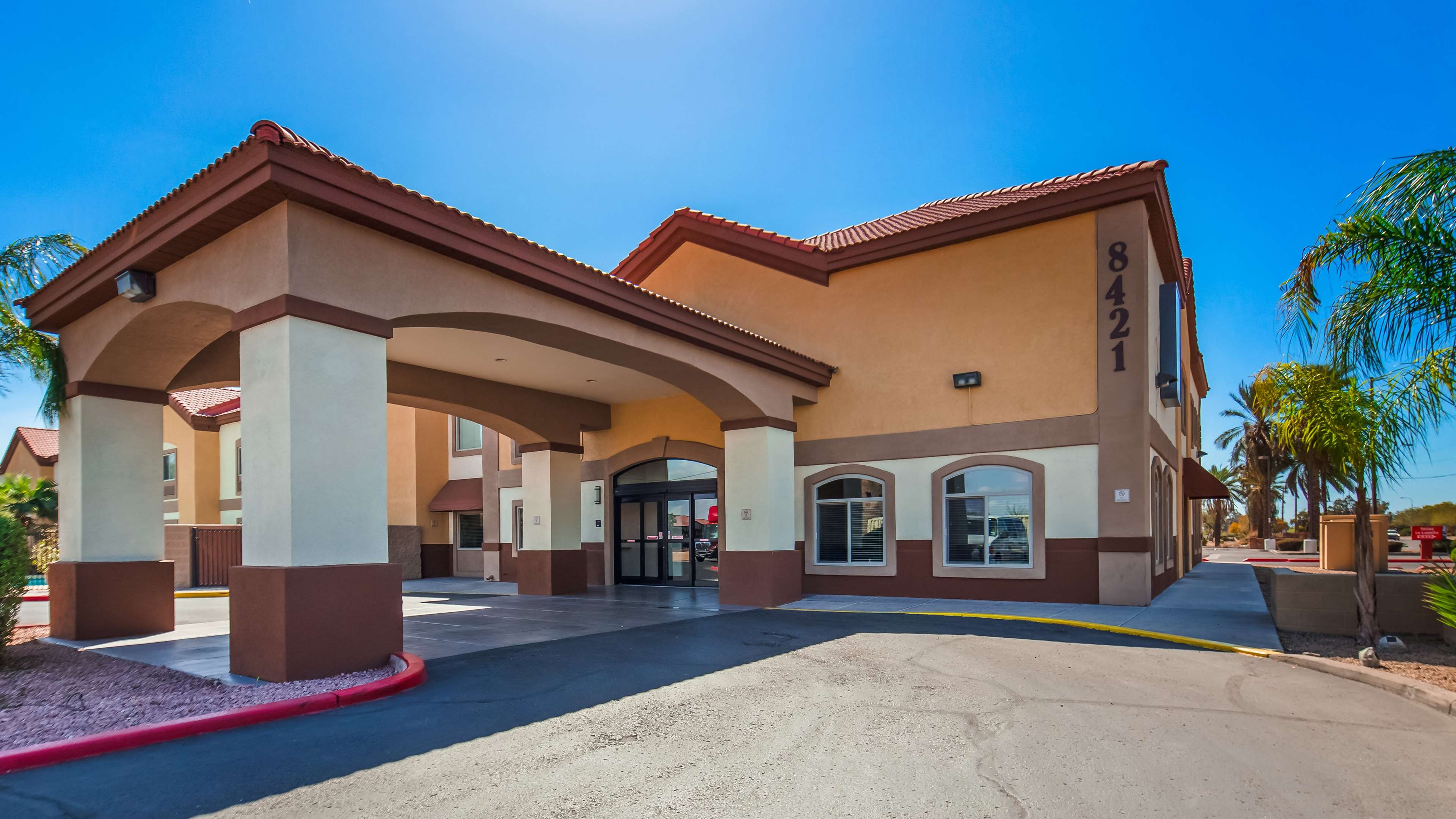 Best Western Tolleson Hotel Tolleson Az