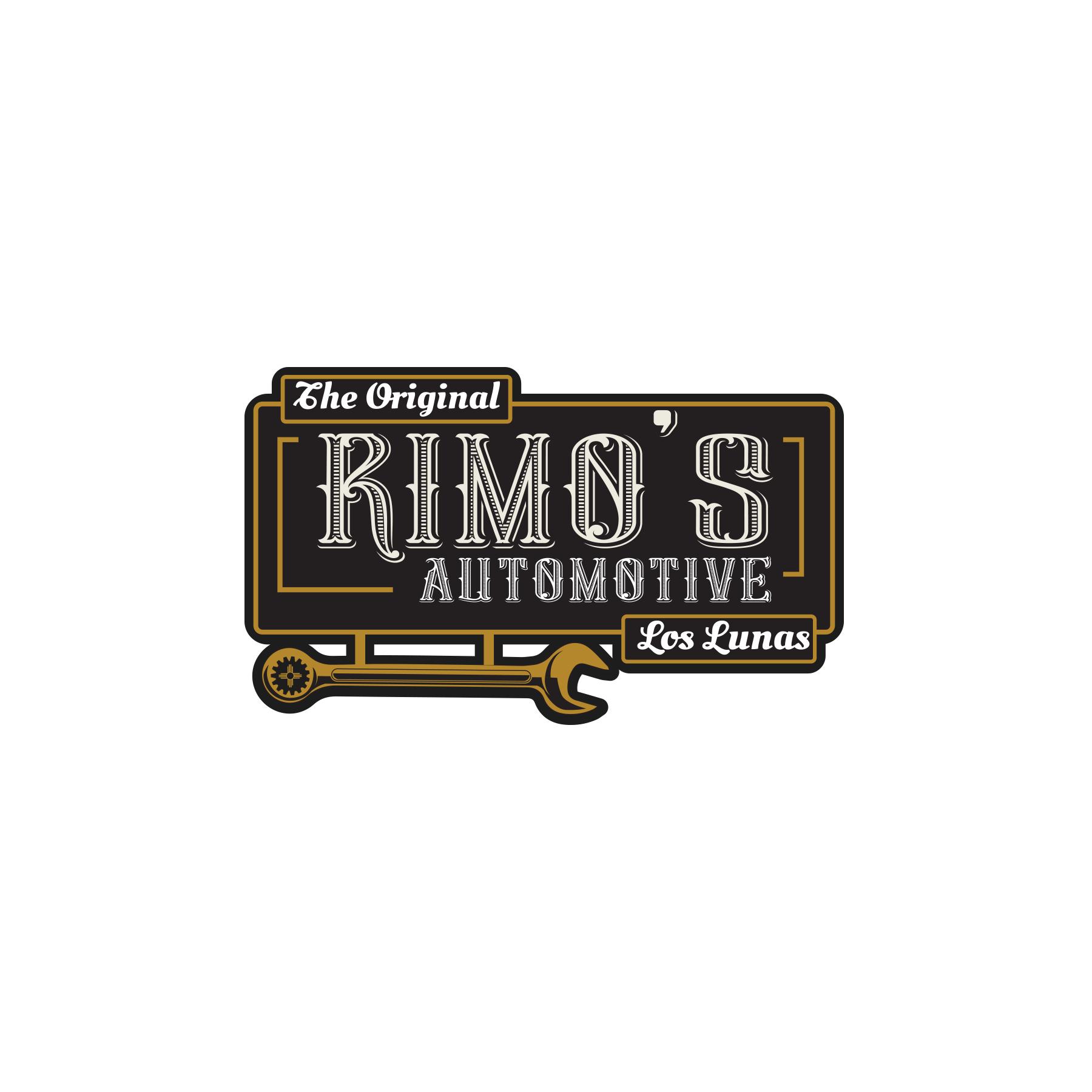Rimo's Automotive Logo
