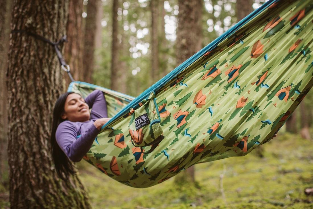 Elevated Camping: Hammocking Basics