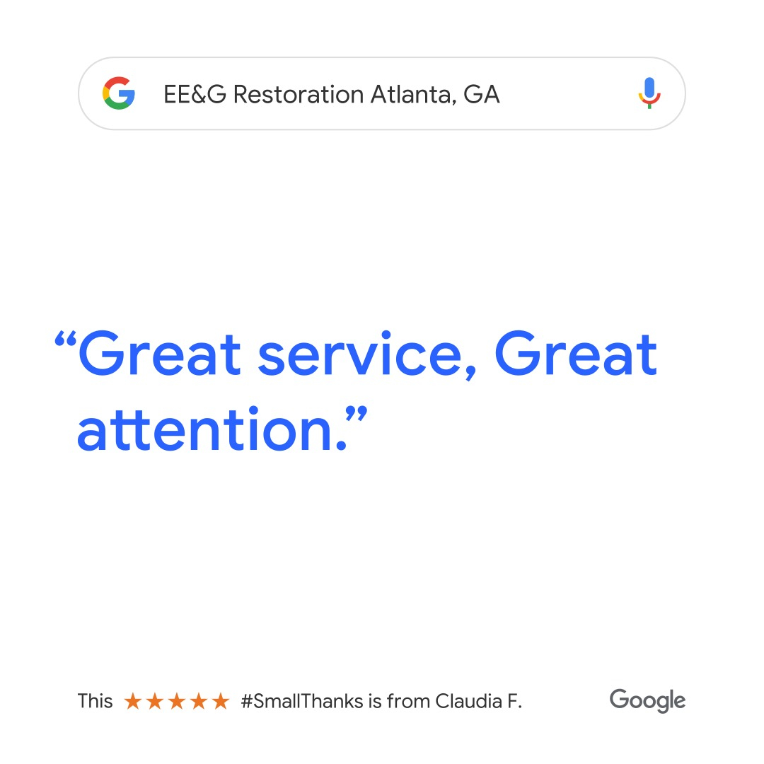 Ee G Restoration Atlanta Ga Water Damage Fire Black Mold
