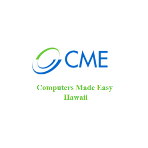 Computers Made Easy Hawaii