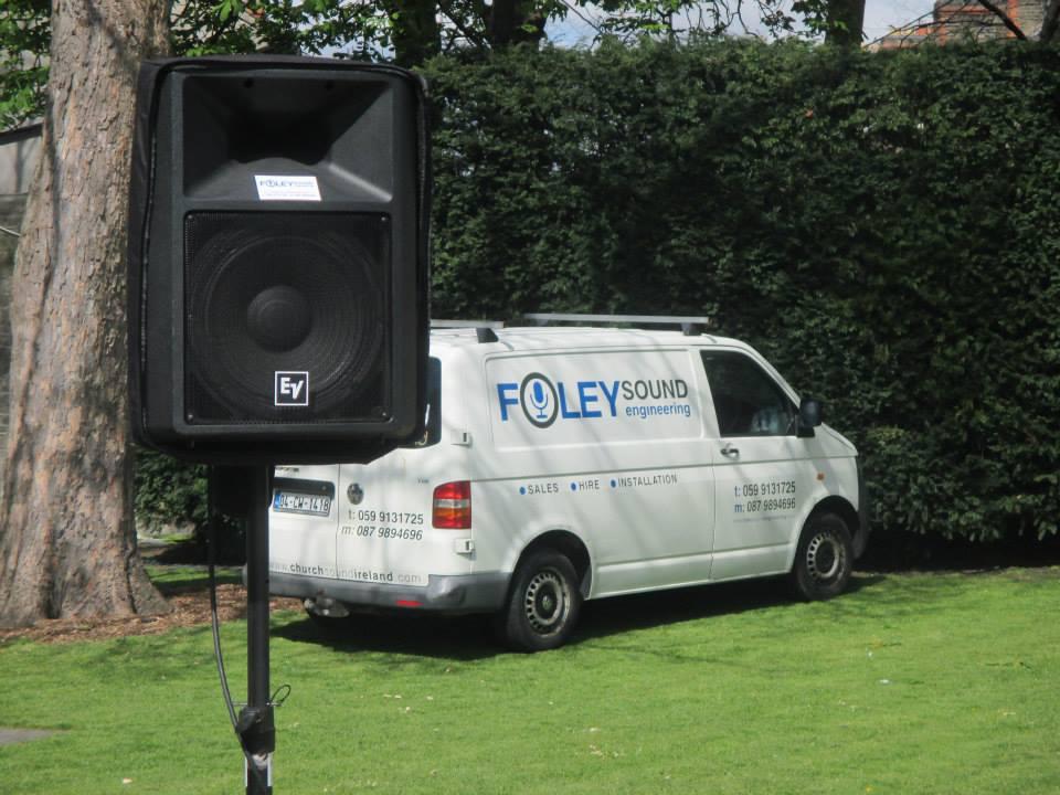 Foley Sound Engineering Ltd 2