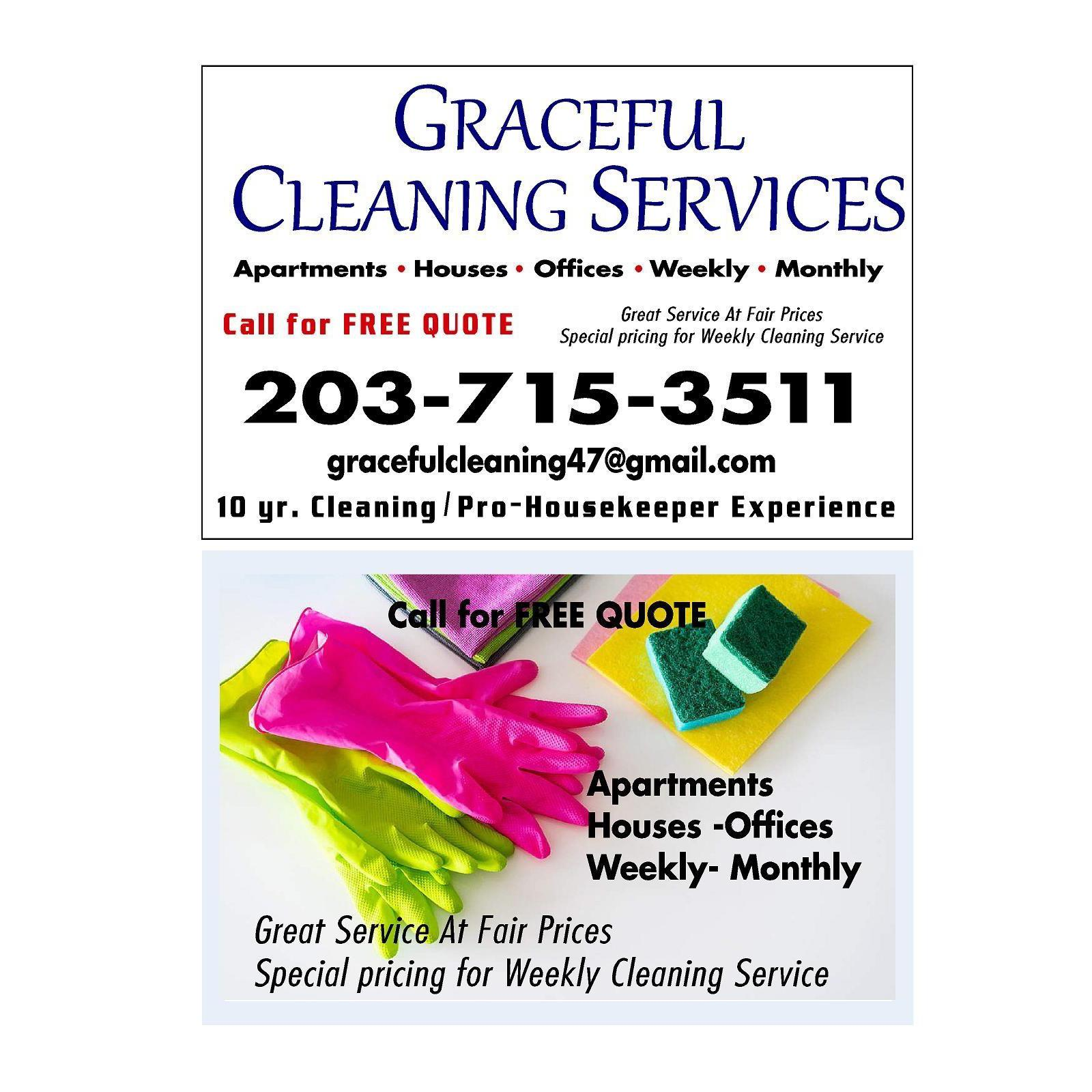 Graceful Cleaning - North Miami Beach, FL 33162 - (786)644-7106 | ShowMeLocal.com