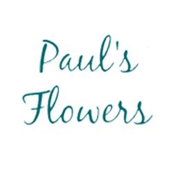 Paul's Flowers Logo