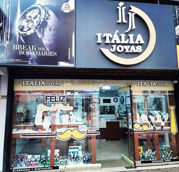 ITALIA JOYAS