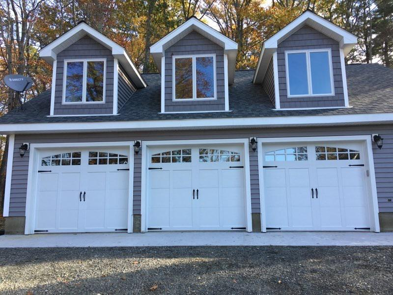 New doors are a great way to add curb appeal to your home