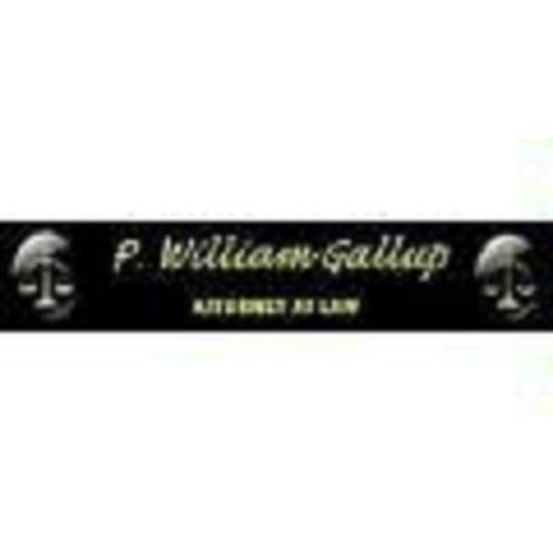 Gallup J. William