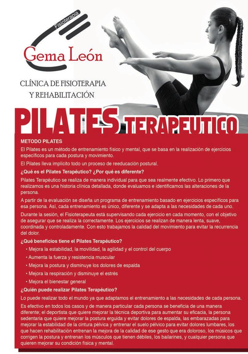Fisioterapia Gema León