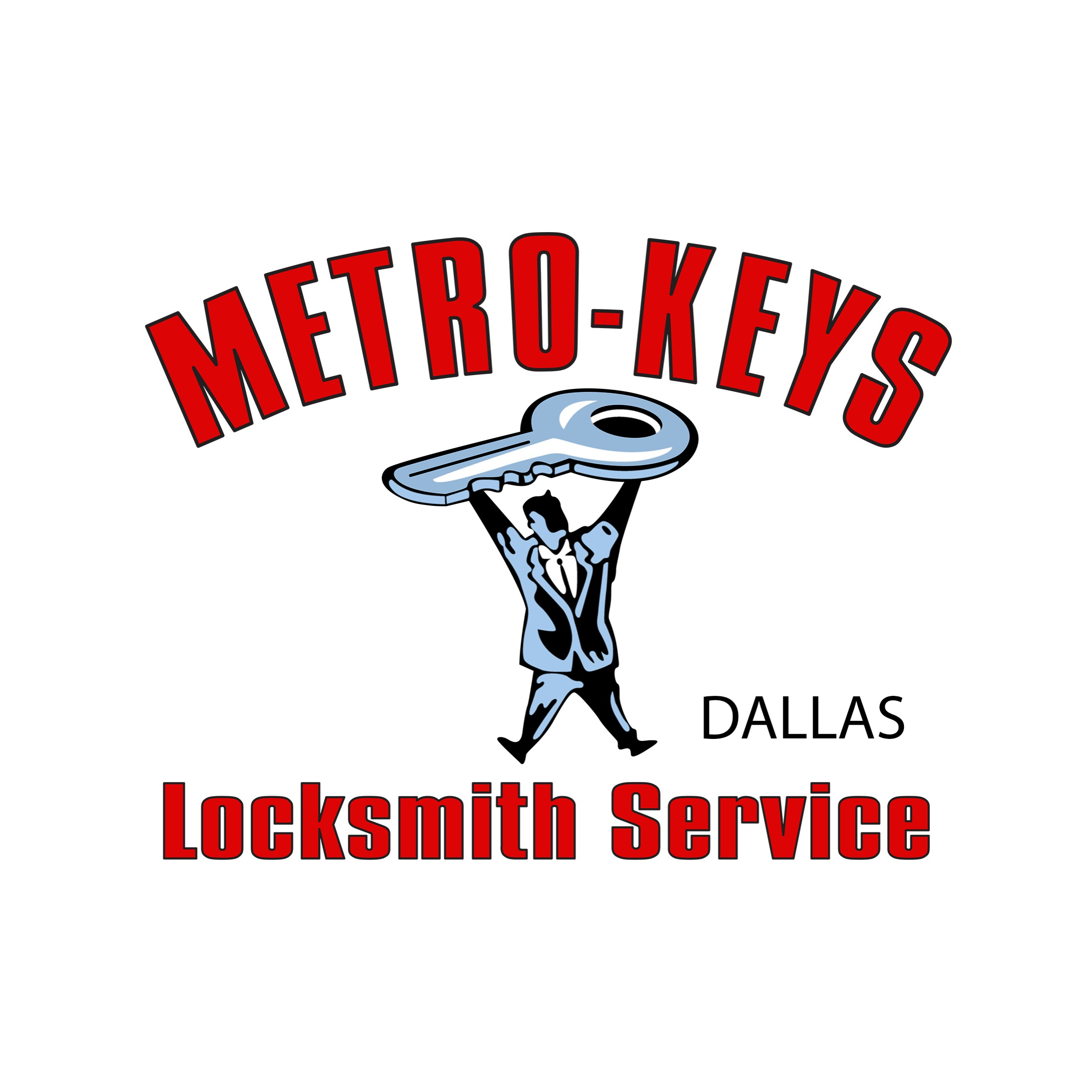 Metro-Keys Locksmith Service - Dallas