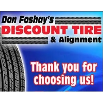 Don Foshays Discount Tire & Alignment Brunswick - Brunswick, ME 04011 - (207)721-0009 | ShowMeLocal.com