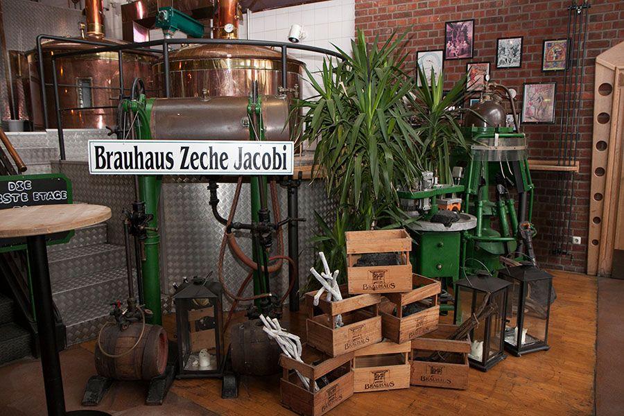 Brauhaus Zeche Jacobi (Ärwins Brauhaus GmbH)