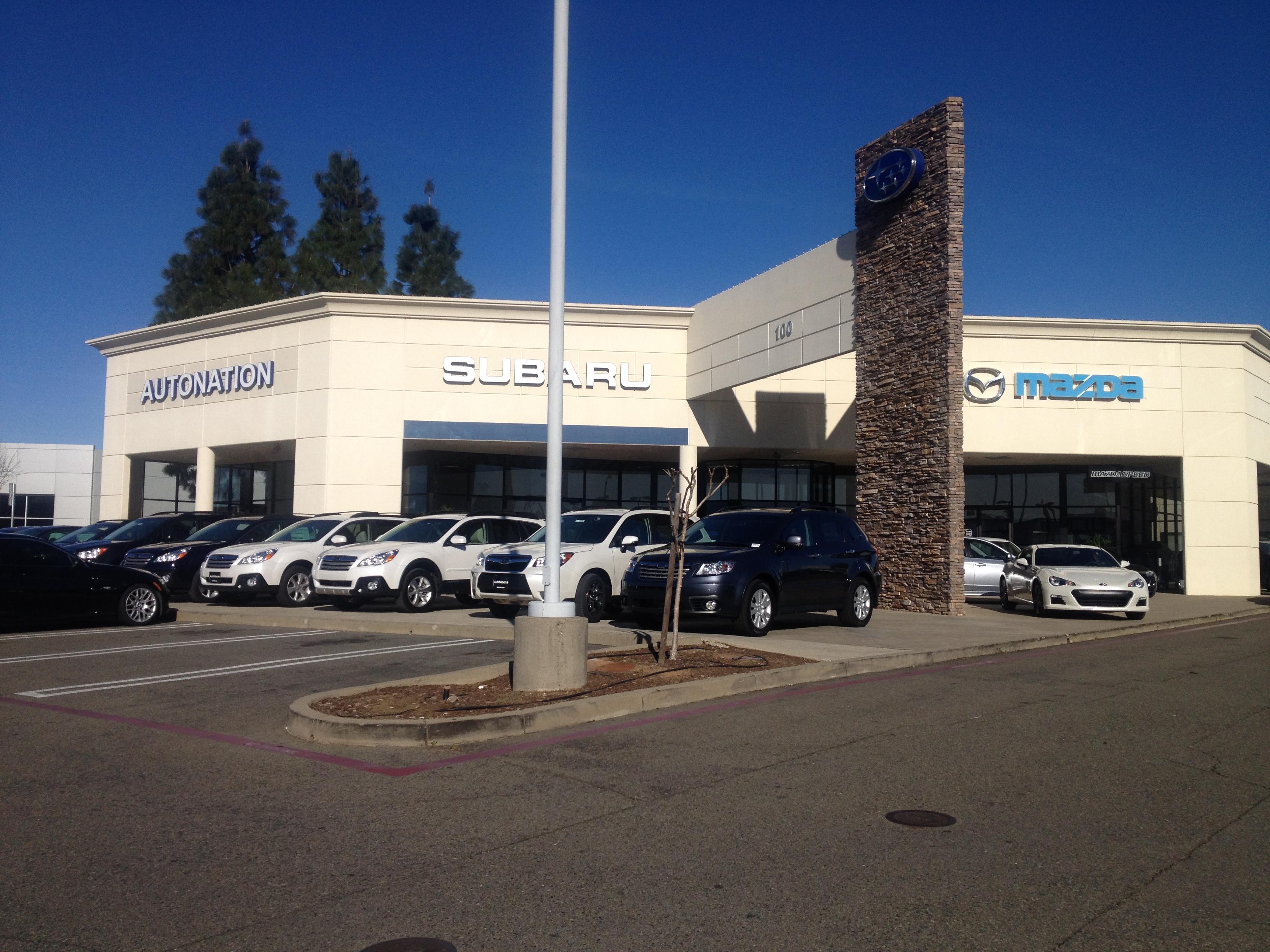Autonation Mazda Roseville Roseville California Ca