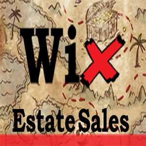 Wix Estate Sales - ad image