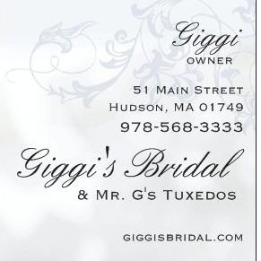 Giggi's Bridal and Mr. G's Tuxedos - Hudson, MA - Bridal Shops